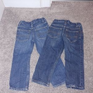 Pair of boys jeans size 3T
